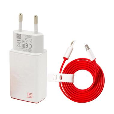One Plus Original Travel Charger Cable Micro USB [2A.