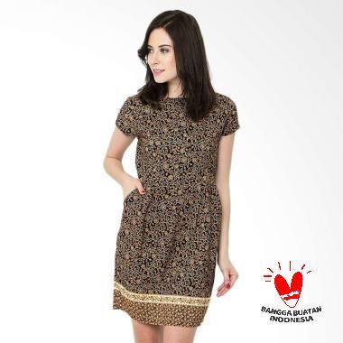 flike-store_flike-store-sakura-batik-dress---black_full04 Ulasan Harga Baju Batik Wanita Yang Bagus Terbaru tahun ini