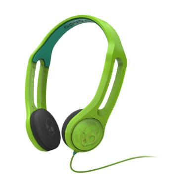 Skullcandy S5IHDY-122 Supreme Sound ... th Mic Headphones - Hijau