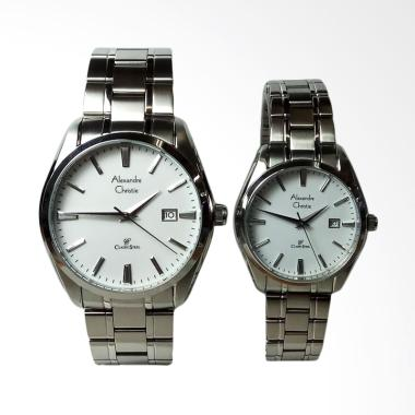 Alexandre Christie Classic Stainless Steel ...