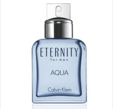 CK Eternity Aqua Man EDT Parfum Original [100 mL] NON BOX/BERGARANSI