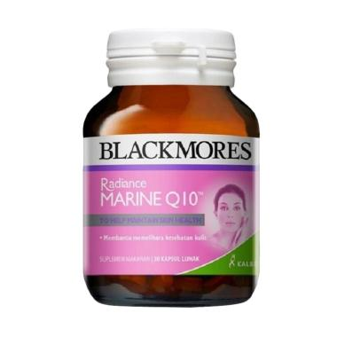 Blackmores Radiance Marine Q10 Suplemen Kesehatan [30 Caps]