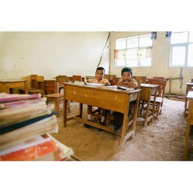 Dompet Dhuafa Program Renovasi Sekolah E-Voucher