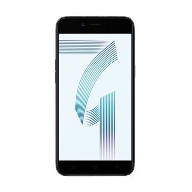 Oppo A71 Smartphone - Black [16 GB/ 2 GB/ Garansi Resmi 1 Tahun]