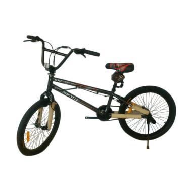 harga Wim Cycle 20 AF FS Blade Snake Sepeda BMX - Grey Blibli.com