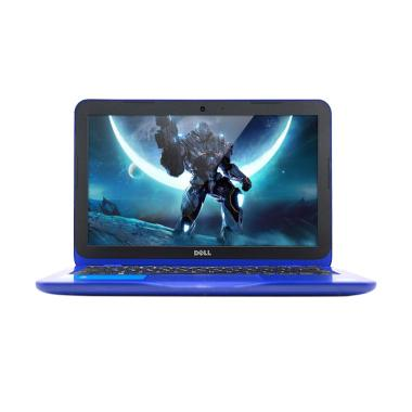 DELL Inspiron 3162 Notebook - Blue [N3060/500 GB/2 GB/Dos/11.6 Inch]