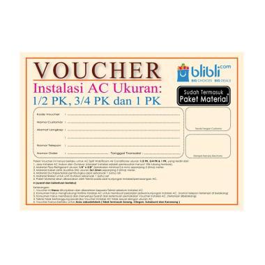 Menara Online Installasi AC Voucher