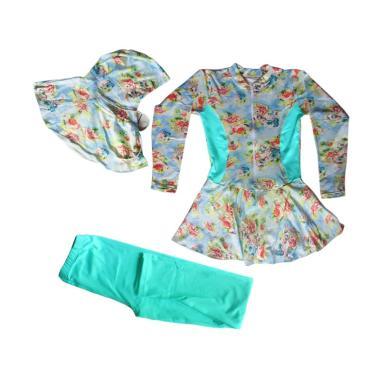 Rainy Collections Baju Renang Anak  ... u-Toska [Usia 5-11 Tahun]