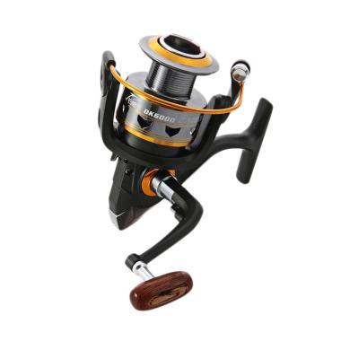 Selft DK11BB-6000 Series Metal Fish ...  - Gold [11 Ball Bearing]