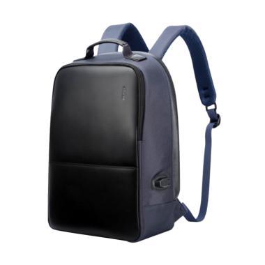 Bopai Premium Backpack Anti Maling  ... ee Genuine Leather Wallet