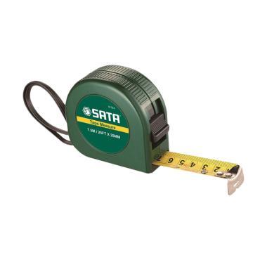 SATA SAE 91321 ABS Case Tape Metric Meteran [16 mm x 3.5 m]