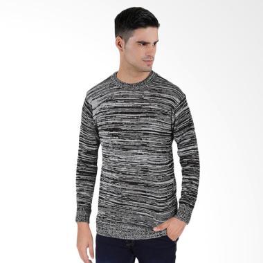 Jual Sweater Rajut Hitam Online - Harga Baru Termurah Maret 2019 | Blibli.com