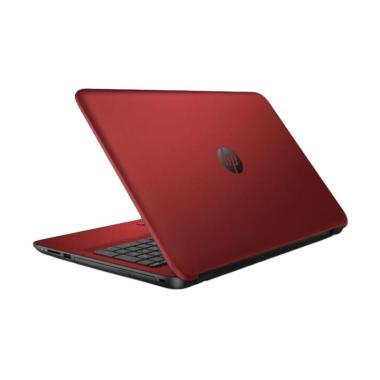 HP 14-BW001AU Notebook - Red [DOS/  ... M 4GB/ 500GB/ 14 Inch HD]