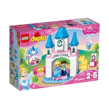 LEGO Duplo 10855 Cinderella's Magical Castle Blocks & Stacking Toys