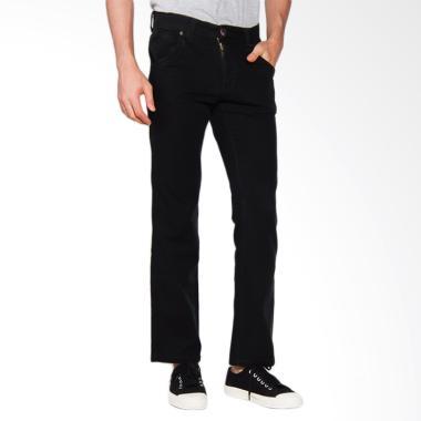 LGS Slim Fit Jeans Celana Pendek Pria - Blue [LEFB.322.275.827.7C]