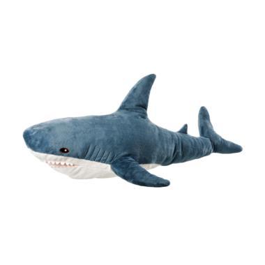 Ikea BLAHAJ Soft Toy Baby Shark Hiu Boneka [100 cm]