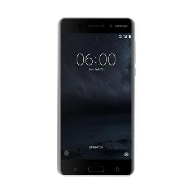 Nokia 6 Android Smartphone - Silver [32GB/3GB]