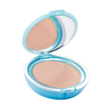 Wardah Two Way Cake Powder - 01 Light Beige [12 g]