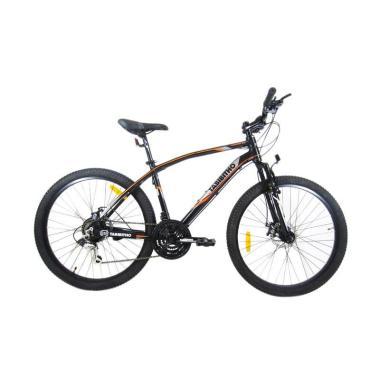 harga Tabibitho Mischef 2.0 Sepeda MTB - Hitam [24 Inch] Blibli.com