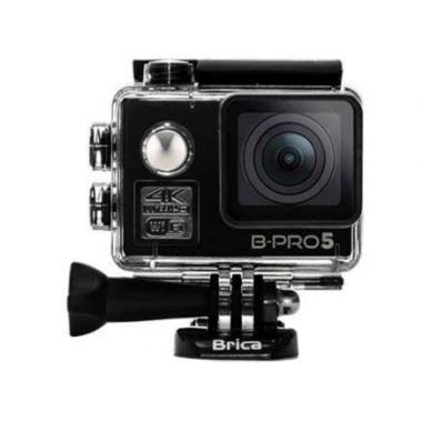 Brica B-Pro 5 Alpha Edition 4K Action Camera - Black