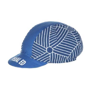 Pedal Ed Summer Cap Topi Sepeda - Navy Blue