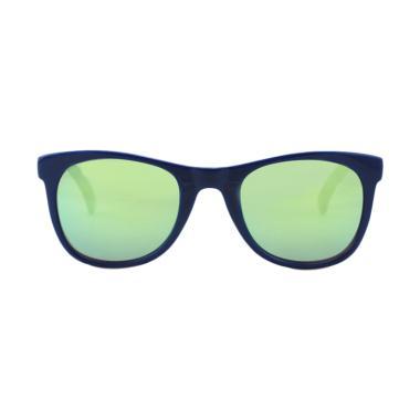 Superman SM 004 Kacamata Anak - Blue