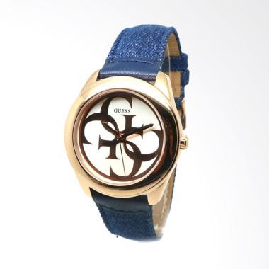 GUESS W0983L2 Jam Tangan Wanita - Gold Blue