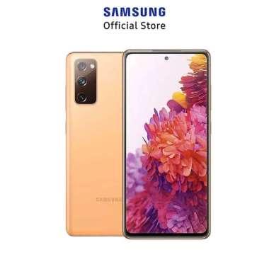 harga Samsung Galaxy S20 FE Smartphone [128GB/ 8GB] Garansi Resmi SEIN Cloud  Orange Blibli.com