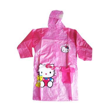 Rainy Collections Karakter Hello Kitty Bear Jas Hujan Anak