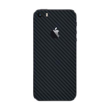 9Skin Premium Skin Protector for iPhone 5/5S/SE - Black Carbon [3M]