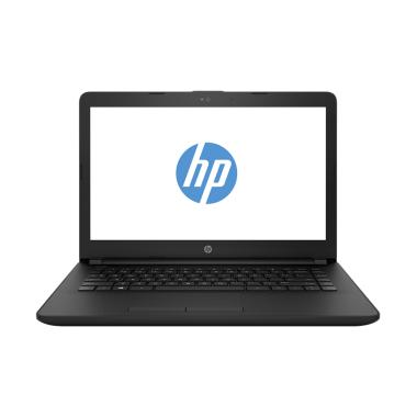 HP 14-BS001TX Notebook [I3-6006/4GB/1TB/VGA R5-2GB/DOS] Black