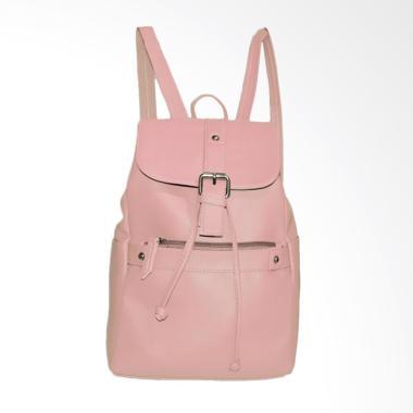 NYS 002 Tas Ransel Wanita - Pink