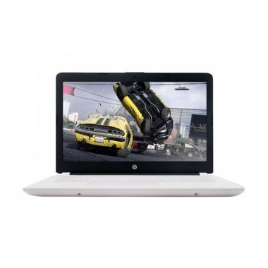 HP 14-BW016AU Notebook - White [A9- ... B/UMA/DOS/DVD-RW/14.0