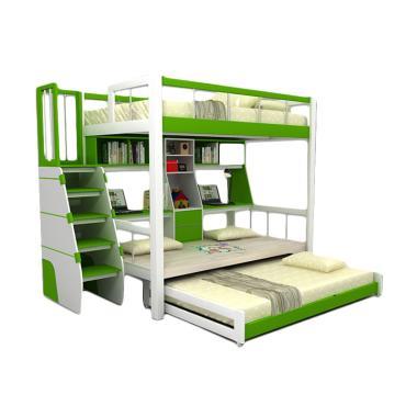 Funkids Nouva 01-120 TS Tempat Tidur Anak