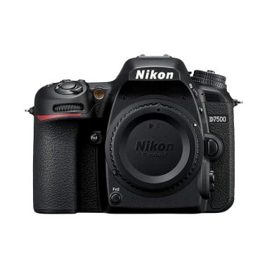 Nikon D7500 Camera DSLR [Body Only] ... enguard Terpasang Raigeki