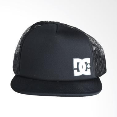 DC Madglads Headwear Anthracite Topi Pria - Solid [ADYHA03386-KVJ0]