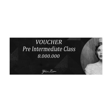 Yohana Lestari - Pre Intermediate Class Voucher