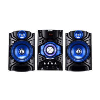GMC 889E Multimedia Bluetooth Speaker Aktif - Biru