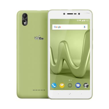 Wiko Lenny4 Plus Lime Smartphone [16 GB/ 1GB]