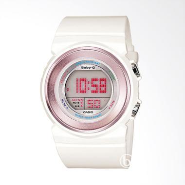 CASIO BABY-G BGD-100-7C Digital Jam Tangan Wanita - White