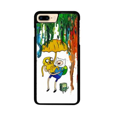 Flazzstore Adventure Time Painting  ... r iPhone 7 Plus or 8 Plus