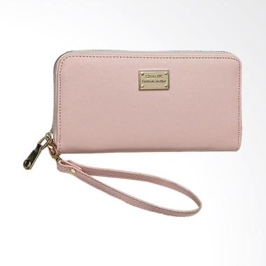 Lansdeal Lady Women Purse Clutch Wa ... g Card Holder - Soft Pink