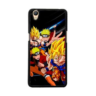 Flazzstore Goku Naruto Z2599 Custom Casing for Oppo Neo 9 A37