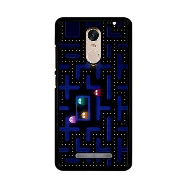 Flazzstore Pacman Game Z0602 Custom ... edmi Note 3 or Note 3 Pro