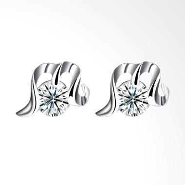 SOXY New fashion simple earrings  M ...  silver earrings SH-E0094