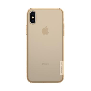 Nillkin Nature TPU Soft Case iPhone X / XS - Brown