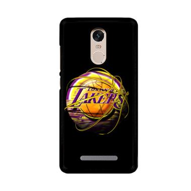 Flazzstore La Lakers Nba Z4760 Cust ... edmi Note 3 or Note 3 Pro