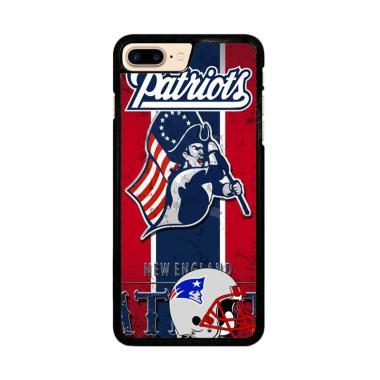 Flazzstore New England Patriots Z29 ... e 7 Plus or iPhone 8 Plus