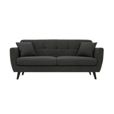 Dekorey SD Minimalis 2 Seaters Sofa