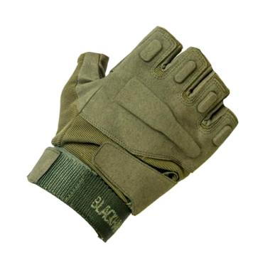 OEM Protective Rider Falconhawk Half Finger Sarung T..